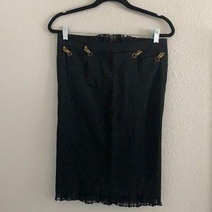 L.A.M.B skirt cute!!! Gwen Stefani